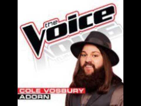 Cole Vosbury - Adorn (The Voice)