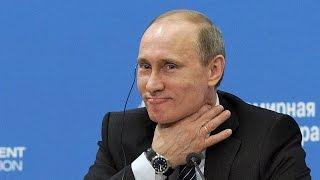 Лучшие Шутки и приколы Владимира Путина 2015 The best Jokes and Laid up of Vladimir Putin