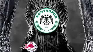 Konyaspor'dan 'game of thrones' temalı gönderme...