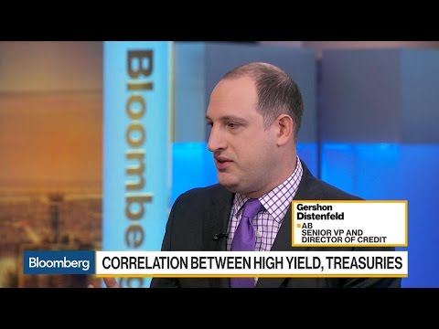 Distenfeld Sees Combined Value in High Yield, Treasuries