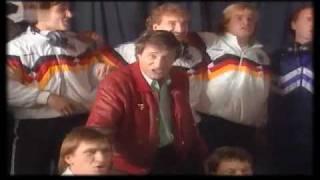 Udo Jürgens & Deutsche Fussball-Nationalmannschaft - Wir schon auf dem Brenner 1990