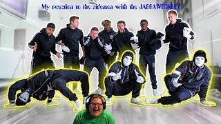 Reacting to the Sidemen dancing with the  JABBAWOCKEEZ