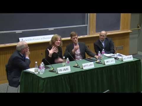 "Rockefeller Center - ""Money in Politics: A Discussion about Recent Developments"""