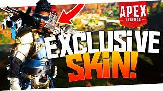 "Bangalore's Best Exclusive Legendary Skin ""Full Metal Jacket"" - PS4 Apex Legends FMJ Skin thumbnail"