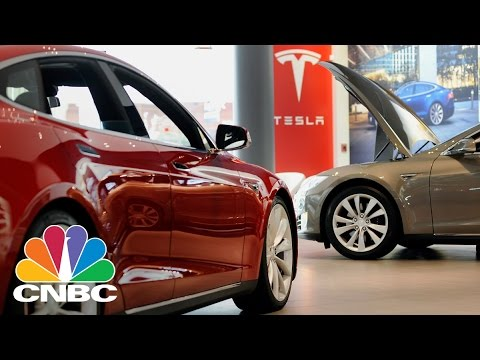 Trader Bets On All-Time High For Tesla   Trading Nation   CNBC