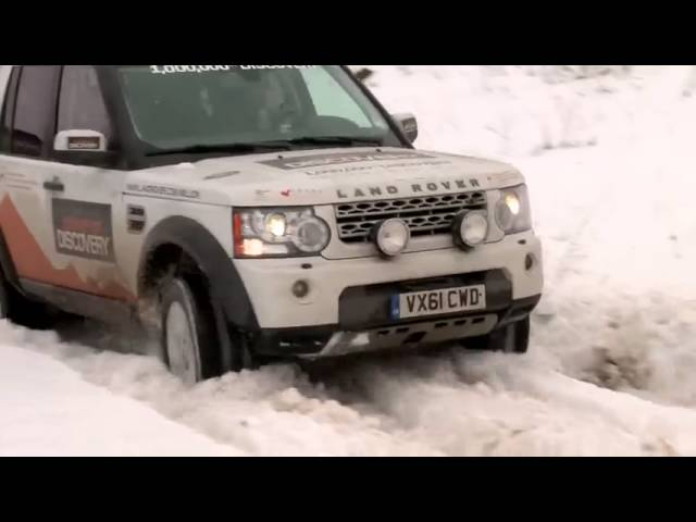 Land Rover Journey of Discovery: Finale - 9 of 9