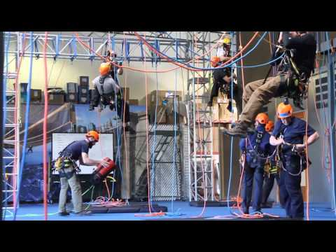 MISTRAS Rope Access Services for the Petrochemical Industry