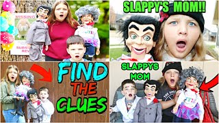 SLAPPYS MOM the MOVIE! SLAPPY REWIND, SLAPPY'S MOM IS HERE!