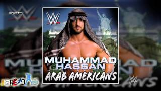 WWE: Arab Americans (Muhammad Hassan) By Jim Johnston + Custom Cover And DL