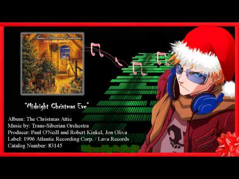 The Christmas Attic - Midnight Christmas Eve [Enhanced] By DarkIceHD mp3