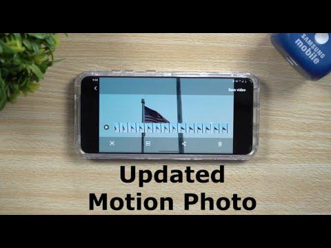Start Using Motion Photo Today - Unsung Hero