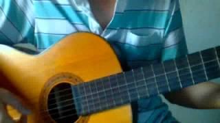 Bằng lăng tím (ST: Phú Cường)- Guitar