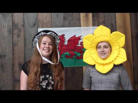 Croeso i Gymru: St Davids Day