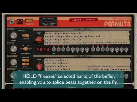 beatrick Permut8 Firmware:freedownloadl.com  sonic charge synplant free dow, synthesizer, job, market, plant, window, synthes, sonic, softwar, patch, knob, music, seed, genet, free, world, download