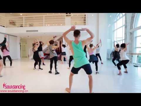 July 29th 2017, Africa Dance class