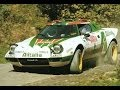 Lancia Stratos rally | Historic rally video