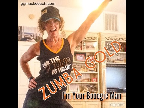 I'm Your Boogie Man Zumba Gold