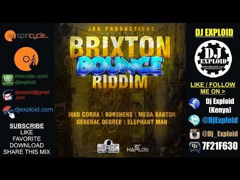 DJ EXPLOID - BRIXTON BOUNCE RIDDIM MIX