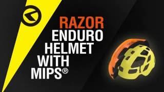 Kellys Razor Enduro Helmet - Paving the way to better brain protection
