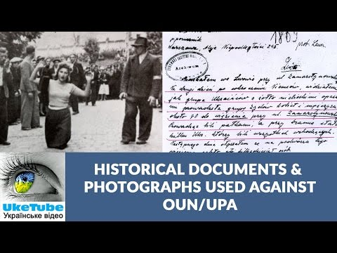 Documents & photos show Ukrainians involved in Jewish pogroms during WW2