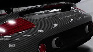 """Forza 4 """"Carbon fiber"""" paint tutorial"""