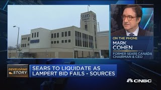 Sears downfall a story of 'greed and stupidity': Fmr. Sears Canada CEO