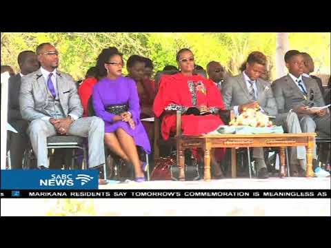Grace Mugabe back in Zimbabwe: Reports