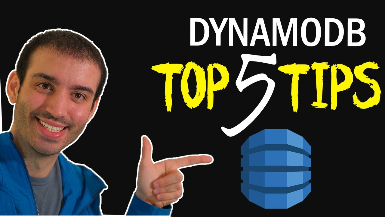 Top 5 Tips For. DynamoDB I WISH I Knew About Earlier
