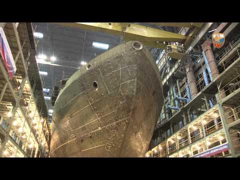 РАБОТА- - достойная работа для моряков.