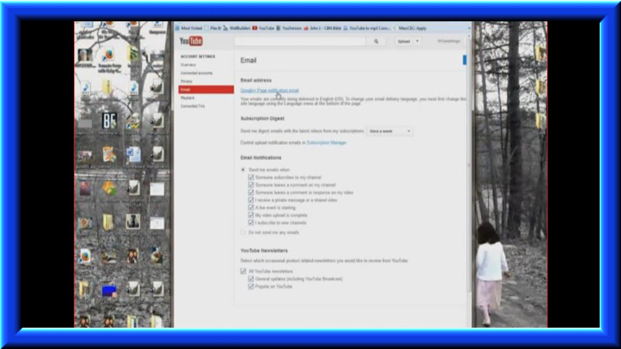 Update How To Change Your Youtube Email Account Youtube