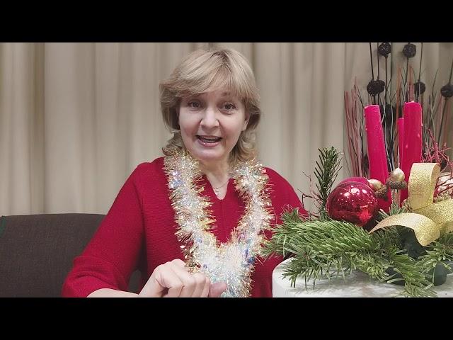 Новогоднее поздравление Татьяны Артыковой