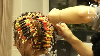 Смотреть видео что такое биозавивка волос и t она делается
