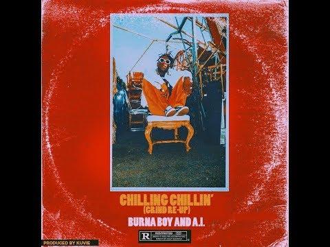 Burna Boy Ft. A.I - Chilling Chillin Instrumental (Prod. ISONG BEATS)