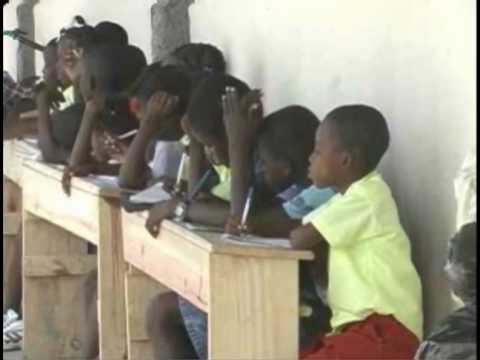 El Shaddai Ministries in Haiti