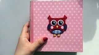 как сделать личный дневник/Arina Bear(, 2015-06-09T18:45:01.000Z)