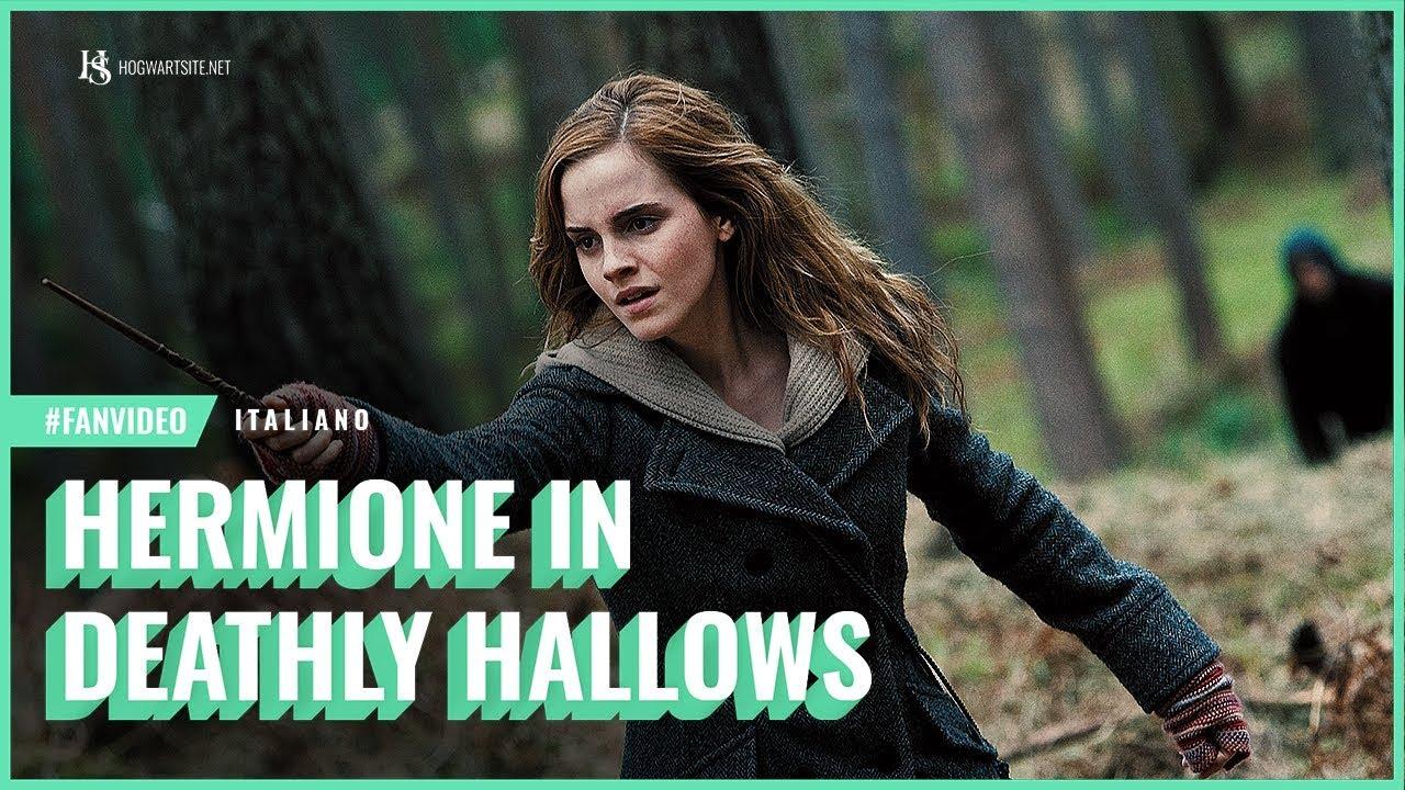 Hermione Granger cartone animato sesso