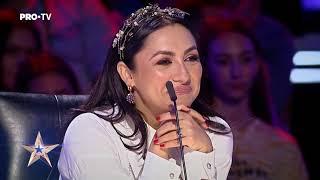 La 8 ani are o voce excepțională   Alesia Călin - Românii au Talent