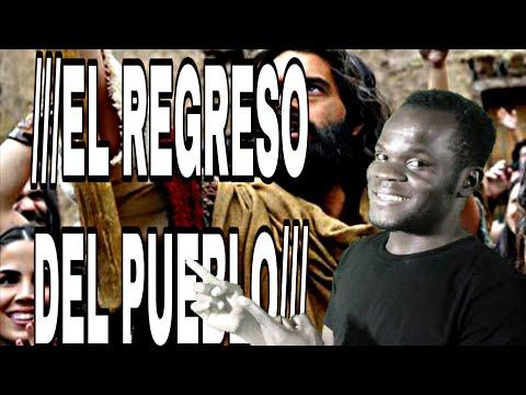 ///EL REGRESO DEL PUEBLO DEL ISRAEL DESPUES DEL EXILIO/// GORGY MENDEZ