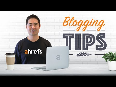 Blogging Tips for Beginners That Actually Work