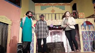 Deedar multani & majid moon new saraiki drama 2018
