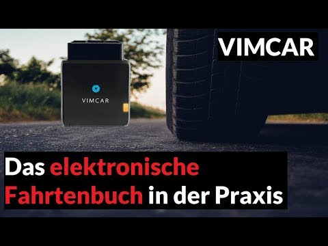 Vimcar   Das elektronische Fahrtenbuch in der Praxis   Vimcar Test   Vimcar Erfahrungen