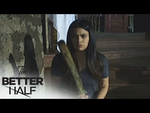 The Better Half: Bianca panics when she hears noises at her hideout | EP 128