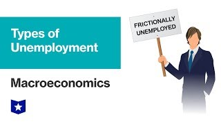 Types Of Unemployment | Macroeconomics