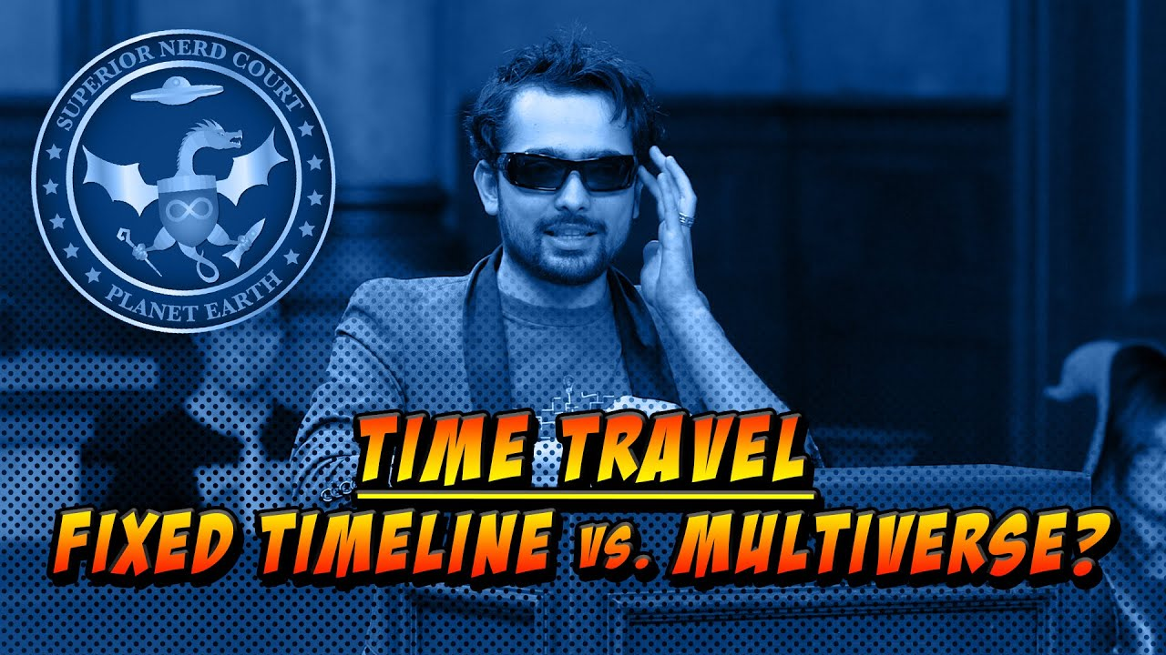 Multiverse Theory and Time Travel : Futurology - reddit