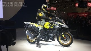 First look_ Suzuki V-Strom 1000 unveiled at Intermot 2016