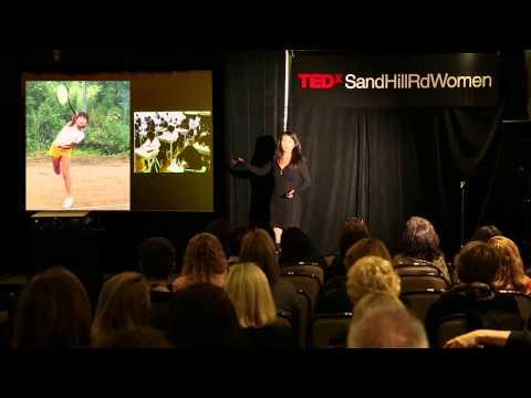 Two track mind: Yoky Matsuoka at TEDxSandHillRdWomen