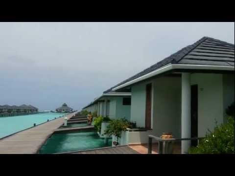 Sun Island, Maldives, Water Bungalow
