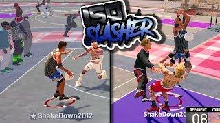 91 Overall ISO SLASHER - NBA 2K19 Shot Creating Slasher 3v3 Block Party