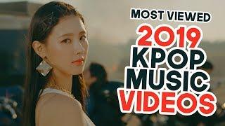 «TOP 50» MOST VIEWED 2019 KPOP MUSIC VIDEOS (JULY)