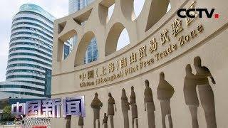 [中国新闻] 新闻观察:新片区引领改革开放再升级 新片区将打造成特殊经济功能区 | CCTV中文国际